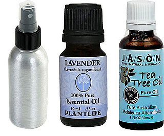 Use Tea Tree or Lavender Oil to Clean Gym Bag and Yoga Mat
