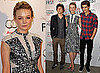 Carey Mulligan, Andrew Garfield and Jesse Eisenberg Chat Films
