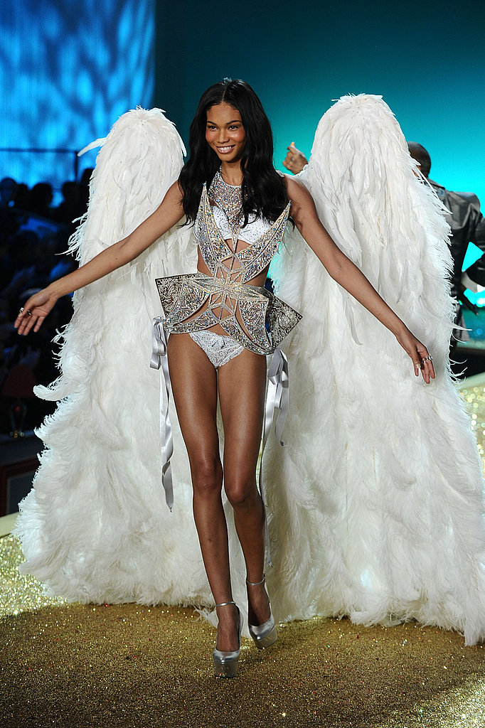 Heavenly Bodies — Chanel Iman