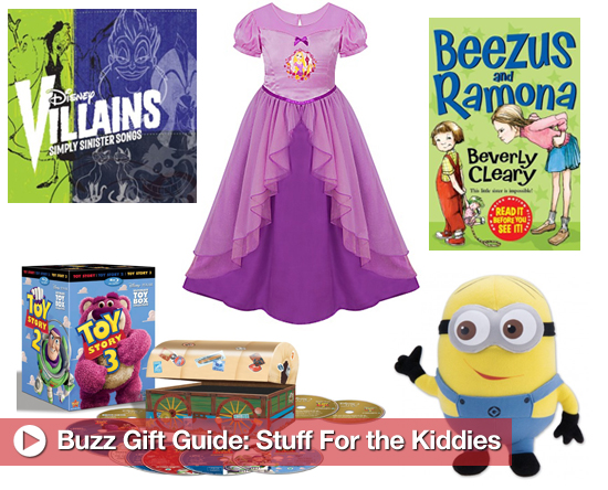 Pop Culture Gifts For Kids