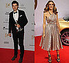 Pictures of Sarah Jessica Parker, Orlando Bloom, and Shakira at Bambi Awards