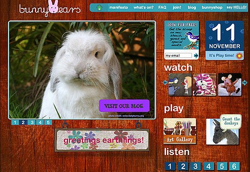 BunnyEars.tv Offers a Dose of Nostalgia Before Bed