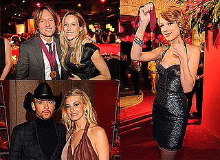 Taylor Swift, Keith Urban, Tim McGraw, Faith Hill and More at the 2010 BMI Awarts
