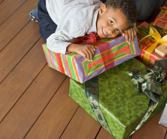 Do You Let Your Kids Open Their Presents Before the Adults?