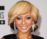 Keri Hilson at 2010 American Music Awards