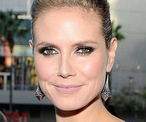 Heidi Klum at 2010 American Music Awards
