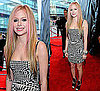 Avril Lavigne at 2010 American Music Awards
