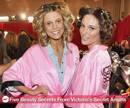 New Beauty Tips From the Victoria's Secret Angels