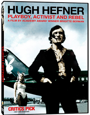 Hugh Hefner: Playboy, Activist and Rebel ($27)