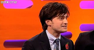 "Daniel Radcliffe Sings ""The Elements"" on The Graham Norton Show Video"