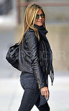 Pictures of Jennifer Aniston Out in New York