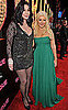 Pictures of Christina Aguilera, Cher, Julianne Hough, AnnaLynne McCord at Burlesque Premiere