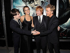 &quot;Harry Potter And The Deathly Hallows: Part 1&quot; New York Premiere - Inside Arrivals