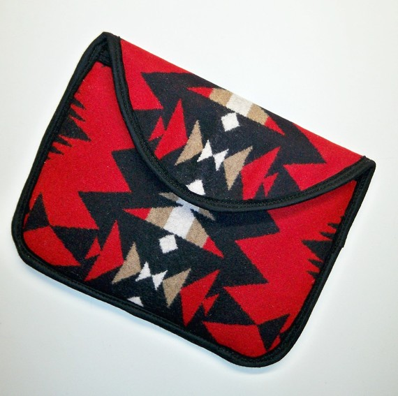 Pendleton Wool iPad Cover Case ($32)