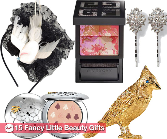 15 Fancy Little Beauty Gifts