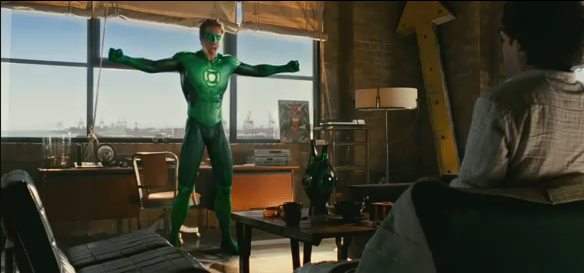 Green Lantern Trailer Starring Ryan Reynolds and Blake Lively