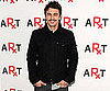 Slide Picture of James Franco at the RxART Party in NYC