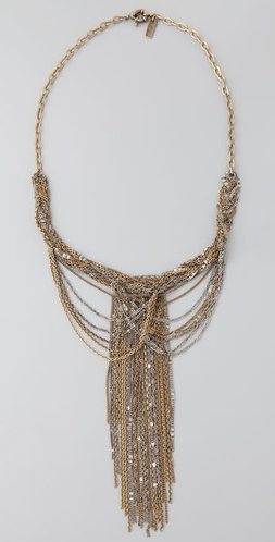 Madewell Tangled Chains Statement Necklace ($88)