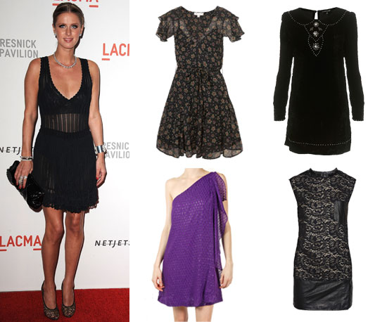 Nicky Hilton Gives Us Her Top 10 Holiday Dresses — and How to Style Them!