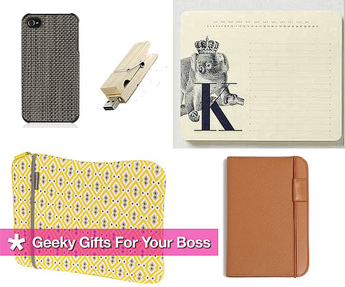 Geeky Boss Gift Ideas