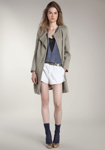 15 Tailored Looks From Vanessa Bruno's Resort 2011 Collection