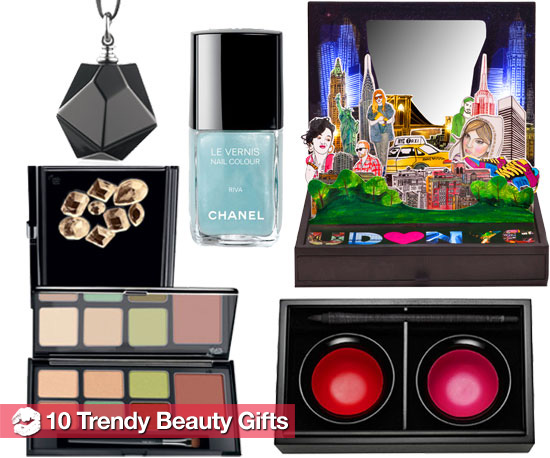 10 Trendy Beauty Gifts For the Holidays