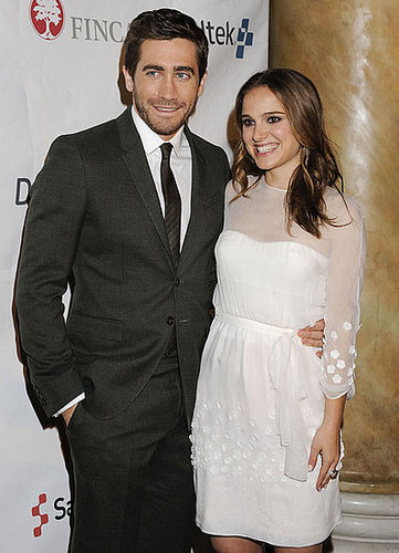 Pictures of Jake Gyllenhaal and Natalie Portman at the FINCA 25th Anniversary Gala in NYC 2010-11-19 04:00:00