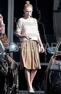 Pictures of Kate Bosworth Running Errands in LA