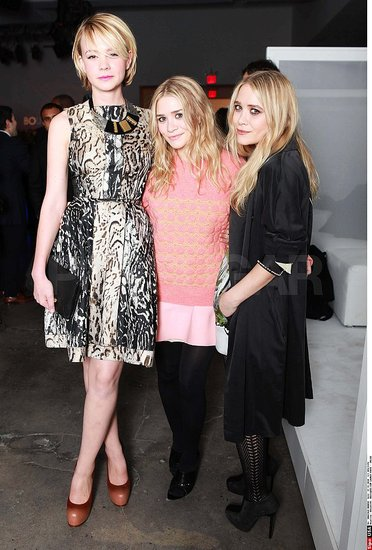 Pictures of Olsens, Carey Mulligan, Anna Paquin