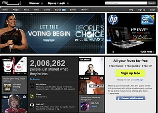 MySpace Incorporates Facebook Into Site and Profiles