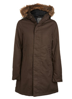 Dunderdon Fur Trimmed Parka ($149, originally $242)