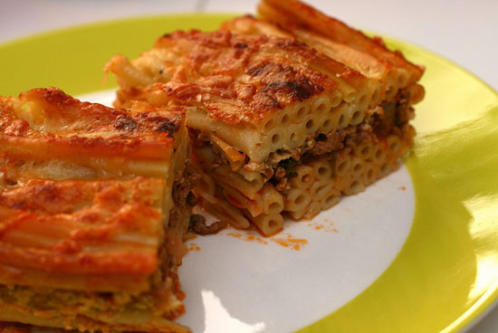 Alternative to Lasagna