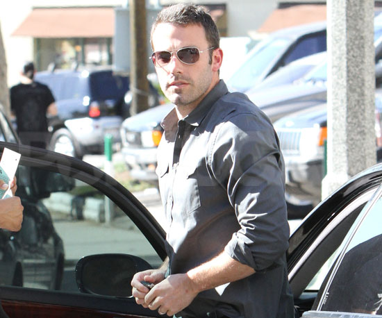 Ben Affleck Bringing Back the Hotness