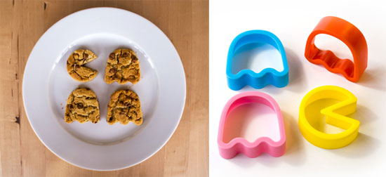 Life Is Now Complete With the Pac-Man Cookie Cutters