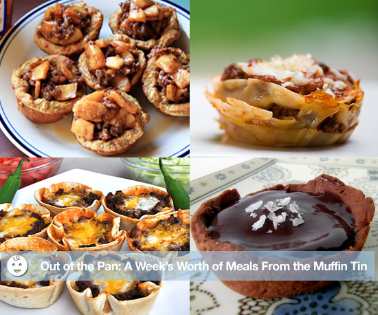 Out of the Pan: A Week's Worth of Treats From the Muffin Tin