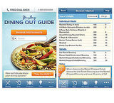 Jenny Craig's Dining Out Guide