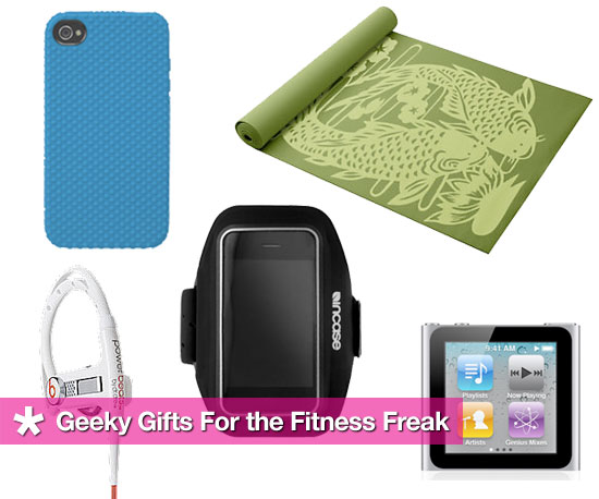 Geeky Gifts For the Fitness Freak