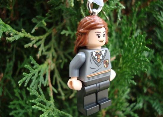 Geeky Lego Christmas Ornaments