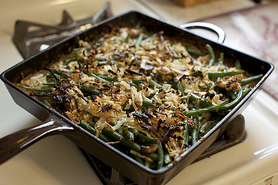 Green Bean Casserole and Sauvignon Blanc