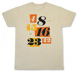 "Lost ""Numbers"" Men's T-Shirt ($25)"