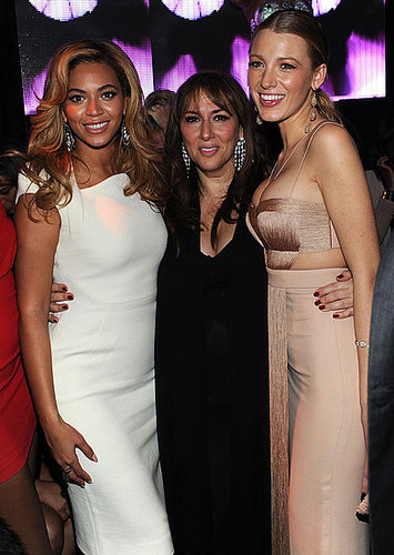 Pictures of Beyonce Knowles, Kim Kardashian, and Blake Lively at Lorraine Schwartz's Launch Party