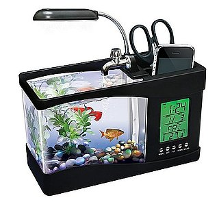 USB-Powered Desktop Aquarium