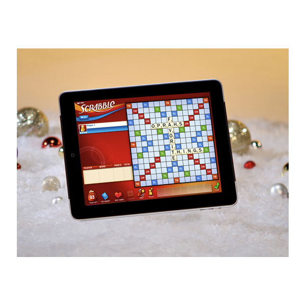 Scrabble For iPad ($10)