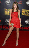 November 2007: American Music Awards