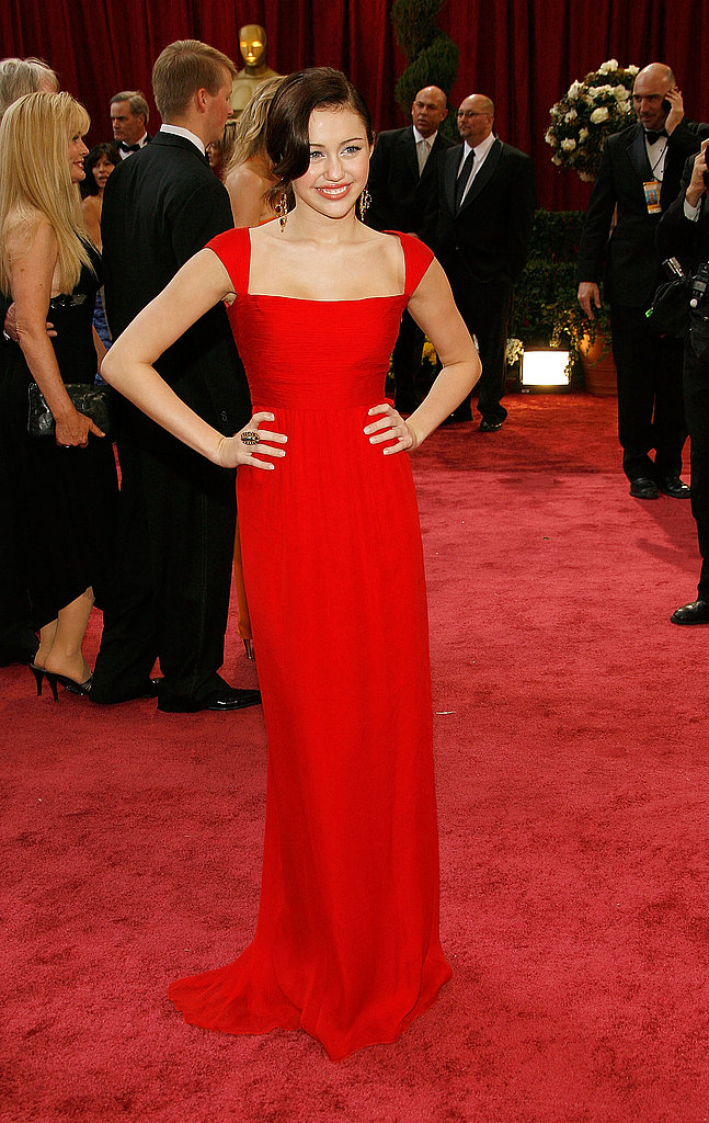 February 2008: Academy Awards