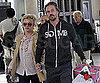Slide Picture of Britney Spears and Jason Trawick at LAX