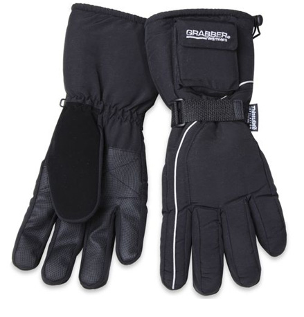 Battery-Powered Gloves ($25)