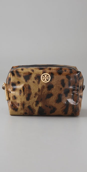 Tory Burch Brigitte Cosmetic Case ($65)