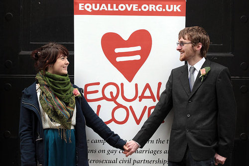 Straight Couples in UK Prove Point by Getting Rejected From Civil Partnerships