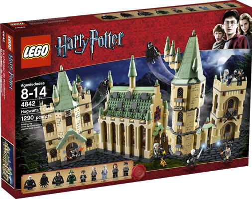 LEGO Harry Potter Hogwarts Castle ($130)